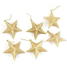 Sterne Für Weihnachtsbaum.Suchergebnis Auf Amazon De Für Sterne Anhänger Für Den Weihnachtsbaum