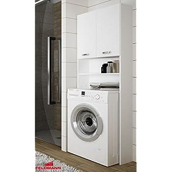 unbekannt waschmaschinenumbau schrank 160513 hochschrank wei hochglanz k che haushalt. Black Bedroom Furniture Sets. Home Design Ideas