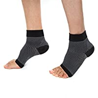 hmilydyk Plantarfasziitis Kompression Socken Fuß Kompression für die Knöchel/Ferse Support/Durchblutung, arch... preisvergleich bei billige-tabletten.eu