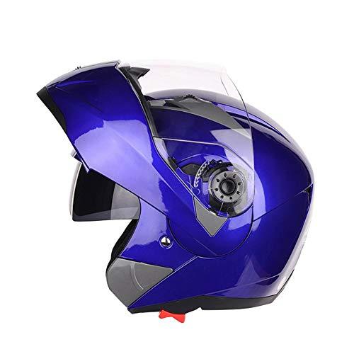 Casco Motocross Todoterreno - Casco protección Modular
