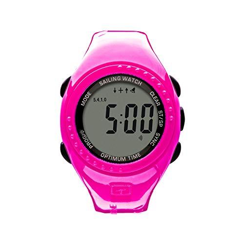 Optimum Time OS Series 11 Ltd Edition Sailing Watch PINK 1129 Colour - Pink
