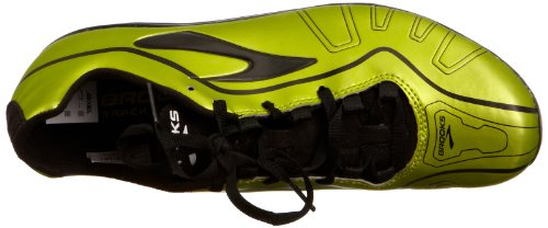 Browar Timing Systems Qw-K, Scarpe da Atletica Leggera Unisex – Adulto verde (Lime/Black)