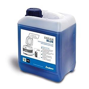 Enders 5017 Sanitärflüssigkeit Ensan Blue, 2.5 L