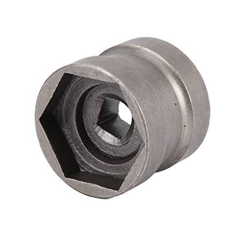 Mutternhülse, 1-teiliges Motorrad 39-41 mm Zubehör für Doppelkopfhülsen Riemenscheibenmutter Passend für GY6