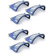 Pack de 6 Filtros AeroVac iRobot Roomba Series 585 595 600 605 610 616 620 630 650 680 681 - Garantía: 24 Meses Bosaca Oficial