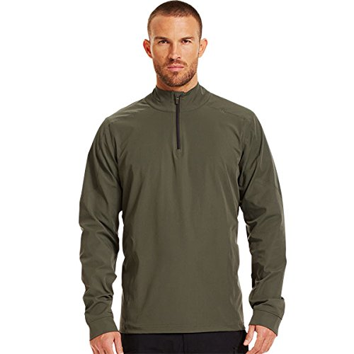 Under Armour Herren Coldgear Infrarot Tactical ¼ Zip xl Mehrfarbig - Marine Od Green/Marine Od Green (Marine Under Armour)