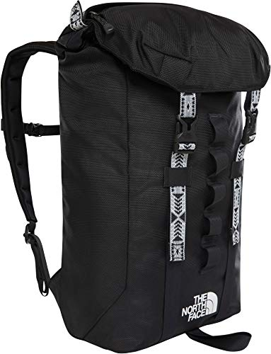 """THE NORTH FACE Rucksack Lineage 23\"""" schwarz/Weiss (910) 23"""