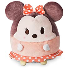 Disney Minnie Mouse Ufufy Peluche Pequeño Con Aroma 11cm