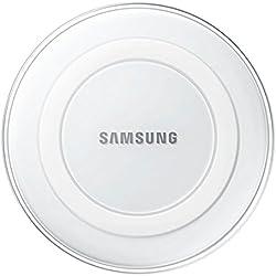 Samsung Chargeur à Induction pour Galaxy S6 et S6 Edge Blanc