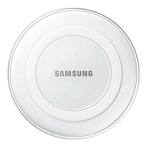 Samsung Induktive Ladestation Qi-Charger, kompatibel mit Samsung Galaxy S6/S6 Edge und S7/S7 Edge,