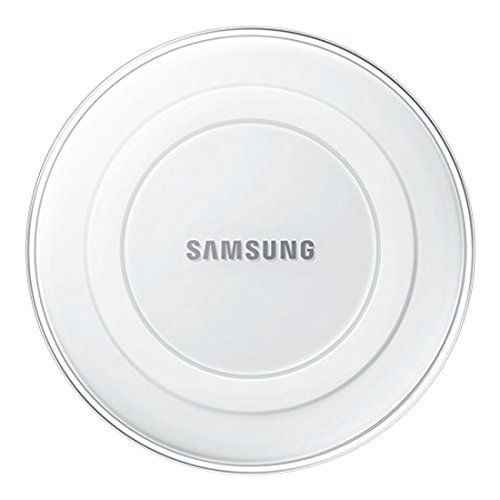 Samsung Wireless Charger - Cargador inalámbrico, color blanco