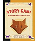 STORY-GAMI KIT: CREATE ORIGAMI USING FOLDING STORIES (BOOK AND KIT WITH DVD) BY (Author)LaFosse, Michael G[Hardcover]Oct-2010