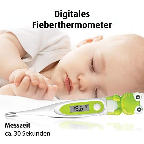 reer 9808 Digitales Fieberthermometer, Frosch