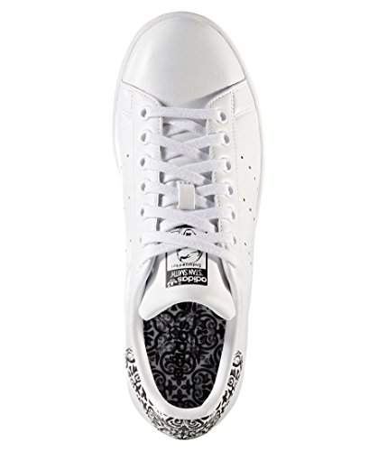 Femme Smith W Sport de Chaussures Blanc Stan adidas Hpw7Y
