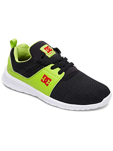 Kinder Sneaker DC Heathrow SE Sneakers Boys Black/Green
