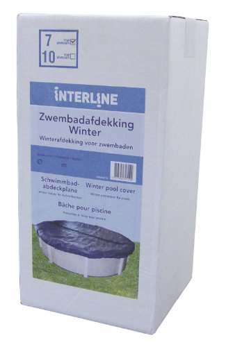 Interline 50540120 Winter Abdeckplane 6,10m x 3,60m oval