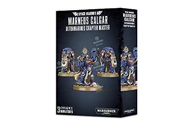Warhammer 40k Marneus Calgar, Ultramarines Chapter Master