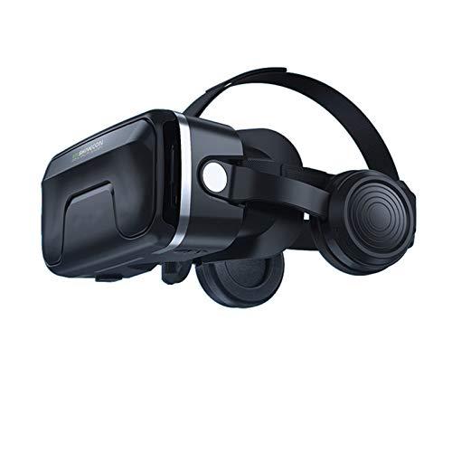 DZSF VR 7.0 Versión de actualización de Auriculares Gafas de Realidad Virtual Gafas 3D VR Gafas de Casco Cascos Caja de Juegos Caja de Juegos Gafas con Sensor en Vivo