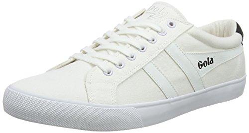 Gola Herren Varsity Sneaker, Weiß Ww White, 43 EU -