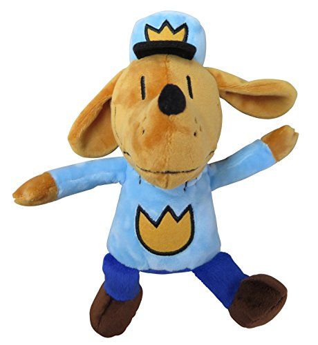 "Dog Man Doll: 9.5"" Dav Pilkey"