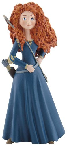merida-from-brave-non-edible-instant-cake-topper-decoration
