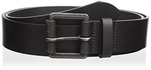 Tommy Hilfiger Original Tommy Belt - Cinturón para hombre, Negro (TOMMY BLACK 078), 100