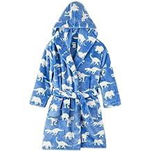 Hatley Fuzzy Fleece Robe, Bata para Niños