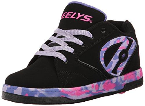 heelys-propel-20-sneaker-a-collo-basso-bambina-nero-black-lilac-pink-confetti-33-eu