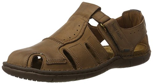 Josef Seibel Paul 15, Men's Open Toe Sandals, Braun (brasil), 6 UK (40 EU)