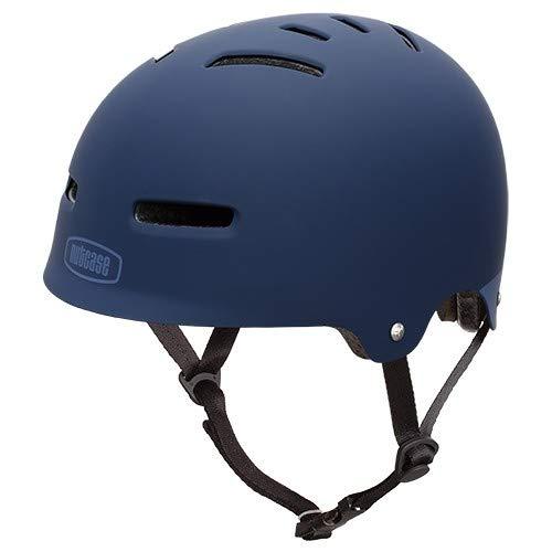 Nutcase - Zone, Fahrradhelm für Jugendliche und Erwachsene, Blue Matte, Mittel