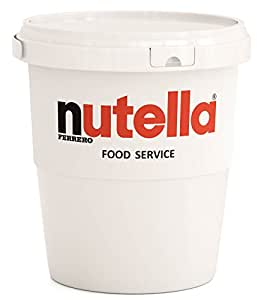 ferrero nutella pot de 3kg epicerie. Black Bedroom Furniture Sets. Home Design Ideas
