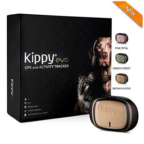 Kippy EVO | El Nuevo GPS + Actividad | para Perros y...