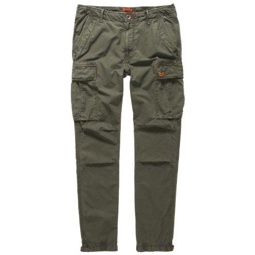 Pantalon Superdry Rookie Ripstop Cargo Veteran Vert