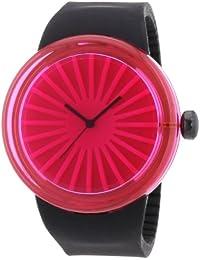 ODM DD130-03 - Reloj de pulsera para hombre, color morado negro