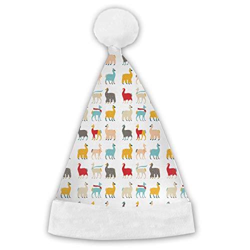 Kostüm Themen Urlaub Weihnachten - Haloxa Skateboard Player Erwachsene & Kinder Weihnachten Weihnachtsmann Mütze Party Supplies Urlaub Thema Hüte Kostüm Weihnachtsdekoration Sommer