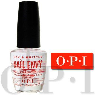 Kurve Nail Tips (OPI Nails Dry & brüchiges Nail Envy Natural Nail Nagelhärter–15ml)