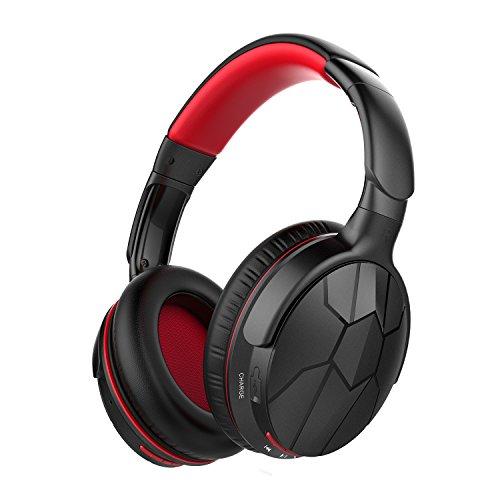 Bluetooth Kopfhörer Mixcder HD501 kabellose Kopfhörer over Ear Stereo Bass Spinne Bluetooth Headphone mit eingebautem Mikrofon, geeingnet für iPhone X und Android Smartphones, Tablets, PC, Laptop