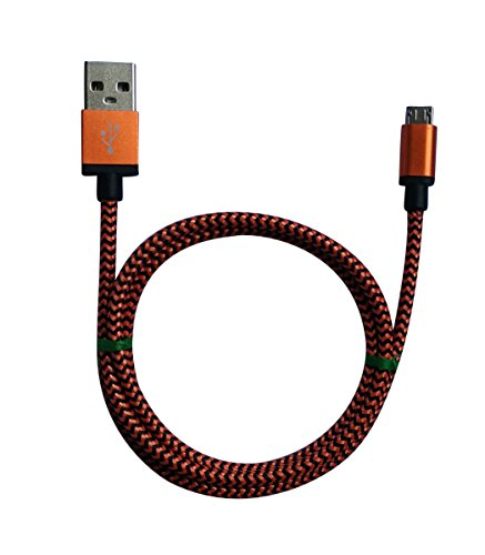 2m MicroUSB a USB de alta velocidad | Cable cargador y de...