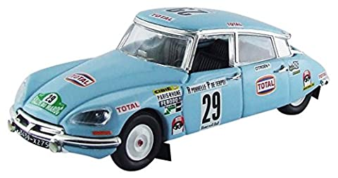 Voiture Rallye Citroen 1 43 - Rio - 4434 - Véhicule Miniature -