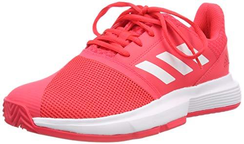 adidas Courtjam XJ_CG6154, Scarpe da Fitness Unisex-Bambini, (Multicolor 000), 38 EU