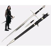 Il Nuovo Mondo Strider spada Aragorn IL SIGNORE DEGLI ANELLI