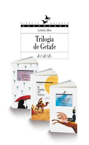 Trilogía de Getafe por Lorenzo Silva