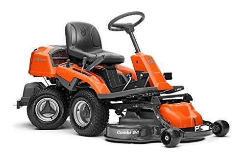 Husqvarna Rider R216 tagliaerba autoportato, ruote motrici, avviamento: elettrico 9600 W, ampiezza...