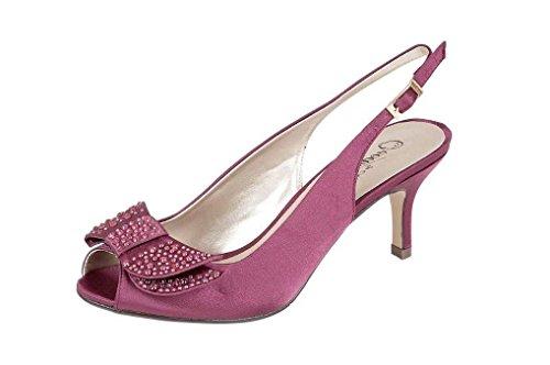 Ubershoes, Sandali donna Viola (viola)