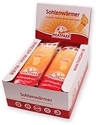 HeatPaxx Sohlenwärmer - Display a 30 Paar in Größen S/M und M/L
