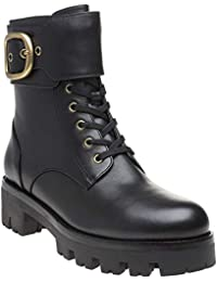 Coach Lucy Mujer Botas Negro