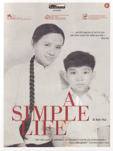 Bild von A simple life [IT Import]