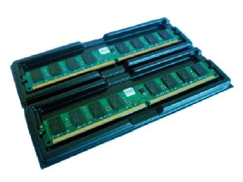 4GB Kit (2x2GB) DDR2 533MHz PC2-4200 - RAM Speicher - 4096MB (2x2048MB) 240pin DIMM -