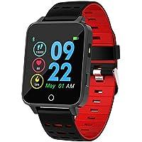 Happy Event X9 1,54 Pollici Colore Pieno IP68 Impermeabile cardiofrequenzimetro Smart Watch