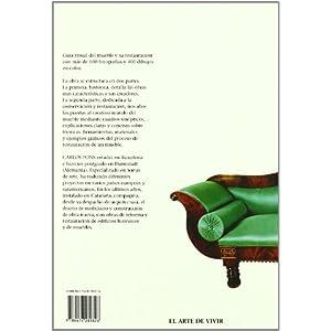 El mueble y su restauración (El arte de vivir)